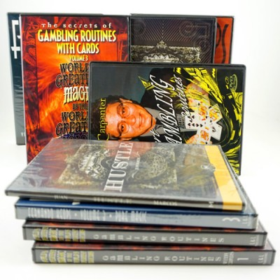Gambling Related DVDs