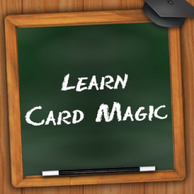 Learn Card Magic