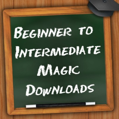 Beginner to Intermediate Downloads