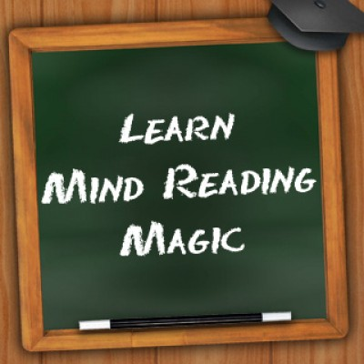 Learn Mind Reading Magic