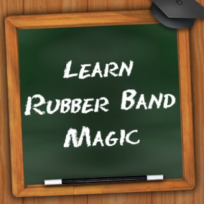 Learn Rubber Band Magic