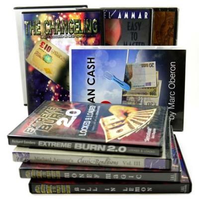 Money Magic DVDs