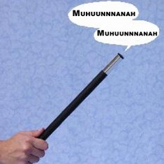 Groaning Wand