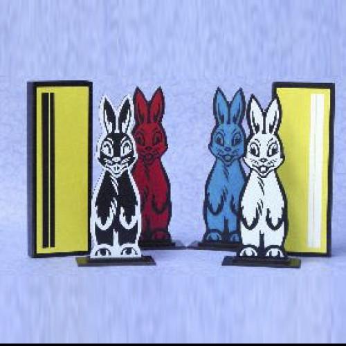 Hippety Hop Rabbits - Classic