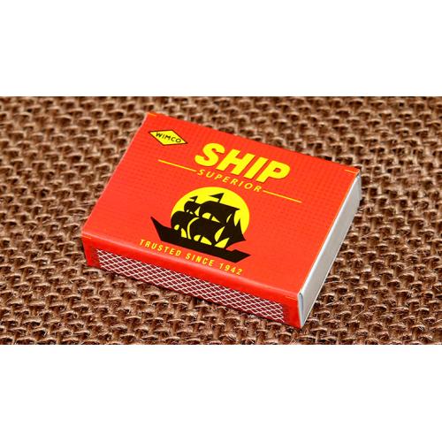 Matchbox Penetration by Mr. Magic