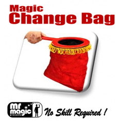 Magic Change Bag - by Mr. Magic