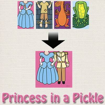 Princess in a Pickle by Silly Billy