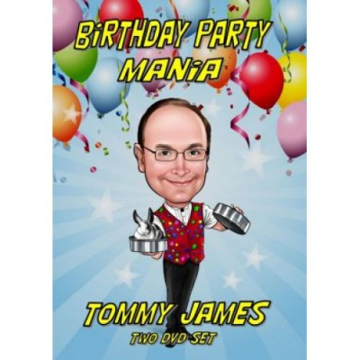 Birthday Party Mania by Tommy James