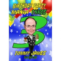Birthday Party Mania 3 by Tommy James