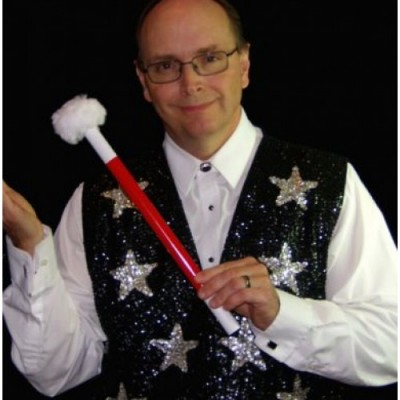 Comedy Christmas Wand by Tommy James