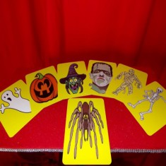 Ultimate Homing Card - Halloween by Tommy James