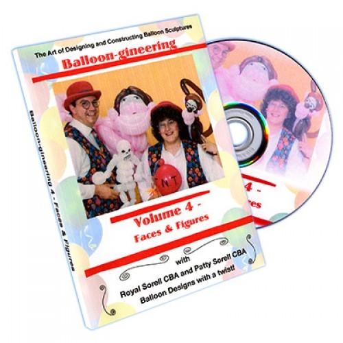 Balloon - Gineering Volume 4 - Faces & Figures