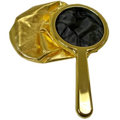 Change Bag Chrome Handle by Bazar de Magia - Gold