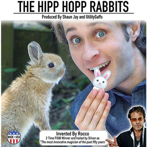 Hipp Hopp Rabbits by Rocco & Shaun Jay