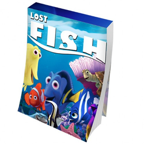 Lost Fish (Small) by Aprendemagia
