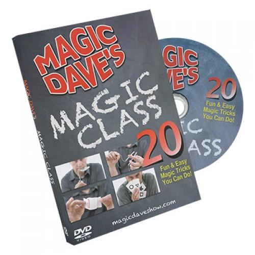 Magic Dave's Magic Class by David Williamson