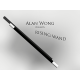Rising Wand by Alan Wong