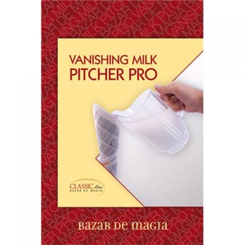 Vanishing Milk Pitcher by Bazar Magia