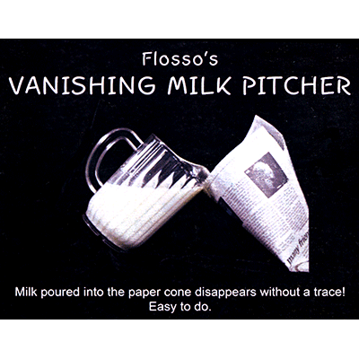 Vanishing Milk Pitcher - Flosso