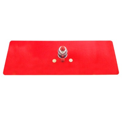 "Close-Up Mat - Super Standard 12"" x 32.5"" Red - Ronjo"