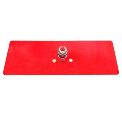 "Close-Up Mat - Super Standard 12"" x 32.5"" Red - Ronjo"