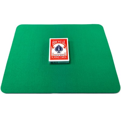 Magic Mat by Trevor Duffy - Medium Green