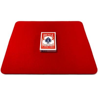 Magic Mat by Trevor Duffy - Medium Red