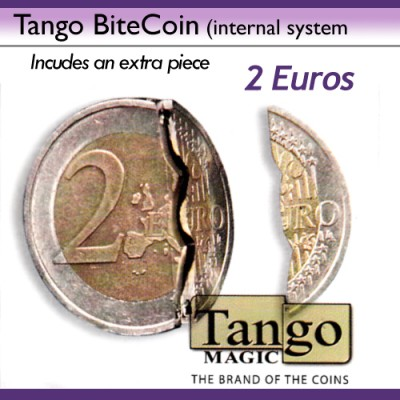 Bite Coin Internal (Include Extra Piece) - 2 Euro - Tango