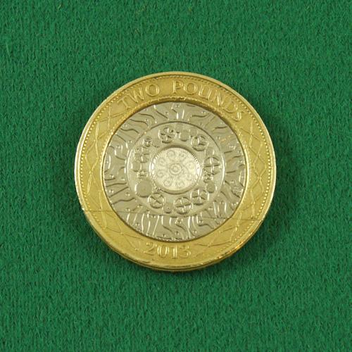 Flipper Coin 163 2