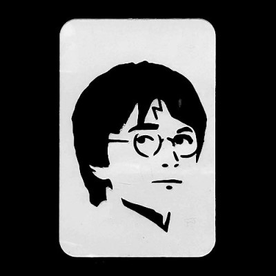 21st Century Phantom Cut Out - Harry Potter by PropDog