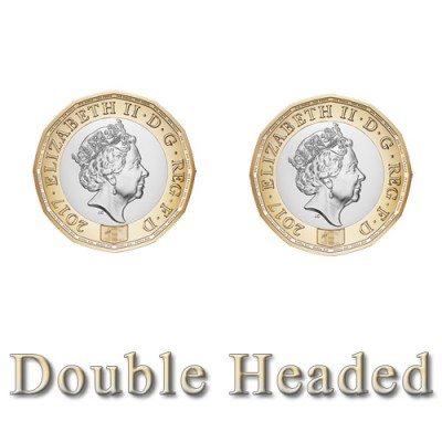 Double Headed - £1 (New design)