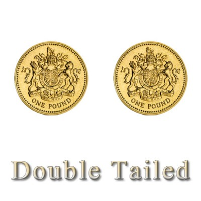 Double Tailed - Old £1