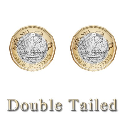 Double Tailed -  £1 (New design)