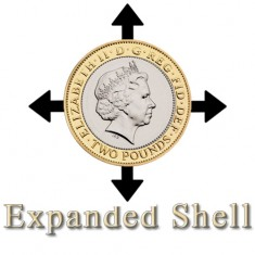 Expanded Shell - £2