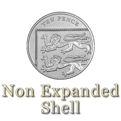 Non Expanded Shell - 10p