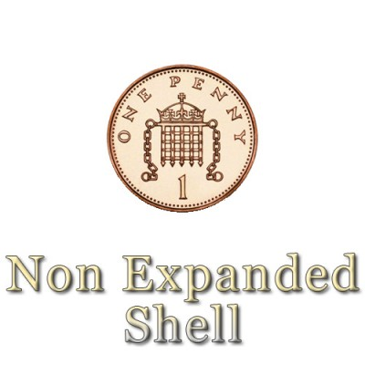 Non Expanded Shell - 1p
