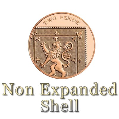 Non Expanded Shell - 2p