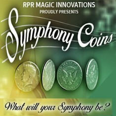 Symphony Coins by RPR Magic Innovations