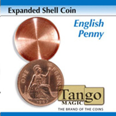 Expanded Shell - English Penny - Tango (D0011)