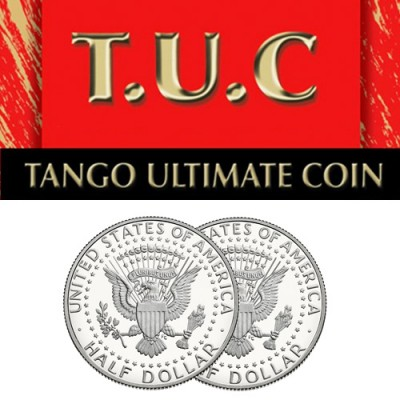 T.U.C Tango Ultimate Coin - Half Dollar (D0108)