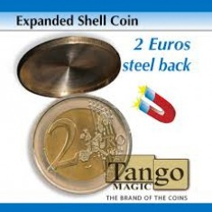 Expanded Shell Steel back - 2 Euro - Tango