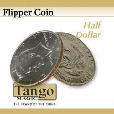Flipper Coin - Half Dollar - Tango