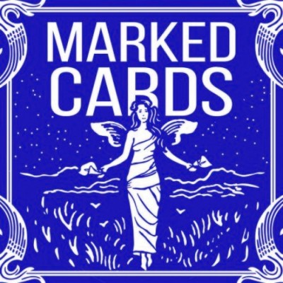 Marked Cards Blue - Penguin Magic