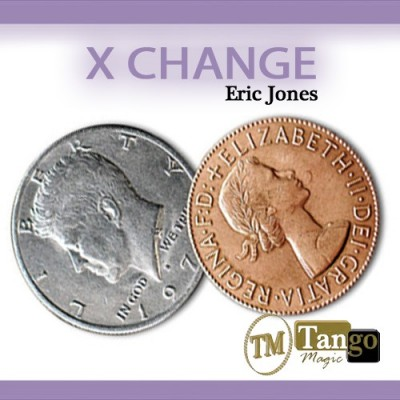 Xchange by Eric Jones and Tango Magic