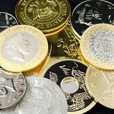Jumbo Coins