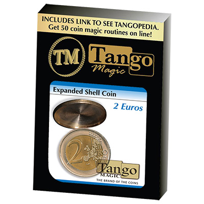 Expanded 2 Euro Shell by Tango