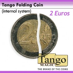 Folding Coin Internal - 2 Euro - Tango