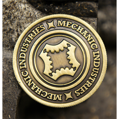 Dollar Coin (Bronze) by Mechanic Industries