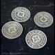 Half Dollar Coin (Gun Metal Grey) by Mechanic Industries
