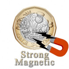 Magnetic - £1 (New Style)
